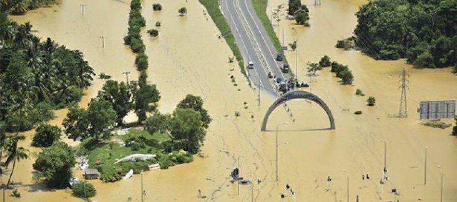 Más de 200 muertos han causado las inundaciones por tormentas en Sri Lanka