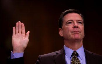Ex director del FBI no testificará ante el Senado por elecciones del pasado noviembre