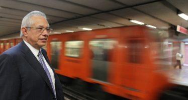 No hay recursos para aumentar salarios en el Metro: Jorge Gaviño