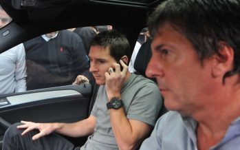 Confirman condena de 21 meses de cárcel a Messi por delito fiscal