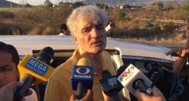 Tras pagar fianza, José Mireles sale del penal de Tepic, Nayarit