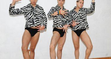 La Cebra Danza Gay bailará XX veces + …regreso averno cabalgando cebra, pieza que resume su historia