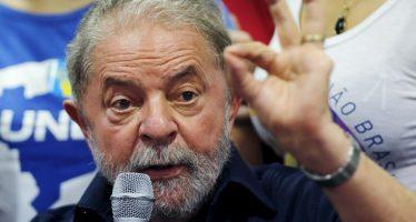 Lula da Silva pide la salida de Temer y nuevas elecciones en Brasil
