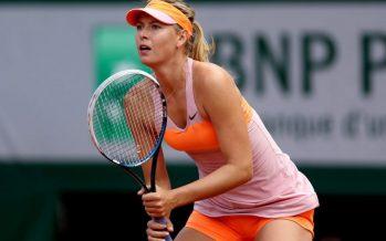 Sharapova tiene que esperar para saber si entra al Torneo de Wimbledon