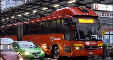 Inviable que el Metrobús pase por la Fuente de Petróleos, dice Xóchitl Gálvez