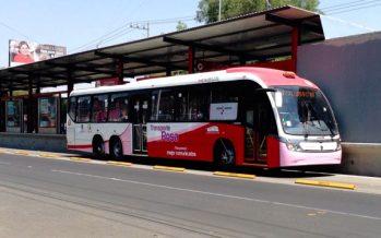 Mexibús y Mexicable serán gratuitos en el Edomex mientras dure la Contingencia