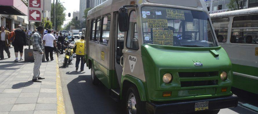 Sí tendrá efecto inflacionario el aumento a las tarifas de transporte: Banxico