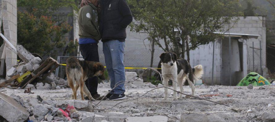 Explotan sin control fuegos pirotécnicos en Chilchota y dejan 14 muertos