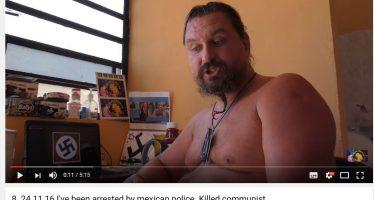 Ucraniano de Cancún subía videos en YouTube donde insulta y agrede a la gente