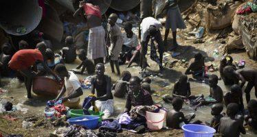 Más de un millón de niños han huido de la violencia en Sudán del Sur