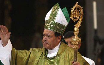 Cardenal Norberto Rivera renunciará a la arquidiócesis al cumplir 75 años