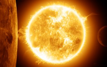 Nuestro Sol aun es joven; solo tiene 4 mil 500 millones de años