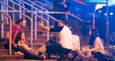 Víctimas jóvenes, el objetivo de terrorista en concierto de Manchester