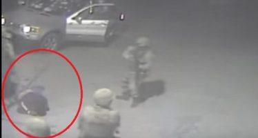 Investigan hechos de video donde militares matan a huachicolero en Palmarito