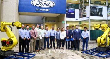 Ford reducirá 10% de costos en Norteamérica y Asia; eliminará 1,400 empleos