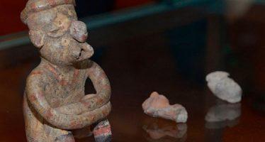 Ciudadana de EU devuelve a acervo mexicano piezas prehispánicas que tenía su padre