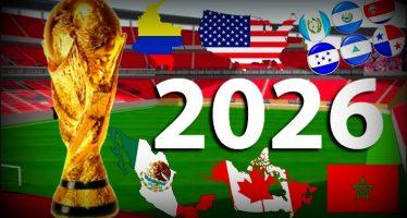 Amplían plazo para candidaturas del Mundial 2026
