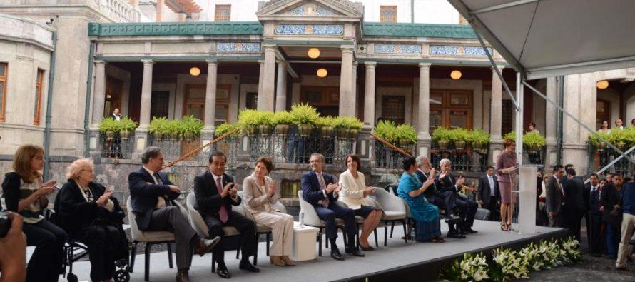 Fue restaurada la casa del arquitecto Antonio Rivas Mercado; será Museo de Sitio