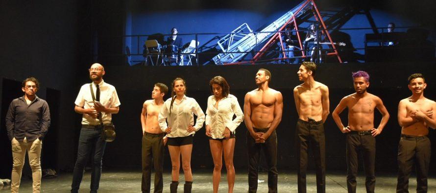 Obra de Teatro: Otelo o la Libertad del Ser