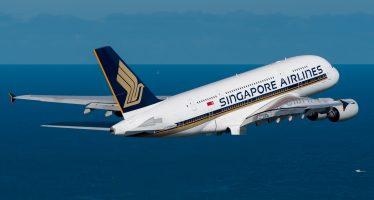 Vuelo ecológico desde San Francisco a Singapur usa aceite de cocina usado