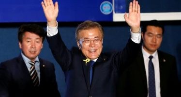 Ganan liberales con Moon Jae-in elecciones presidenciales en Corea del Sur