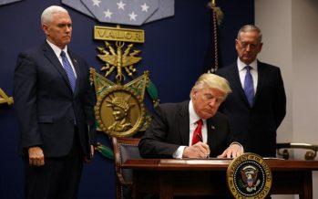 Tribunal de EU mantiene el bloqueo a veto migratorio de Trump