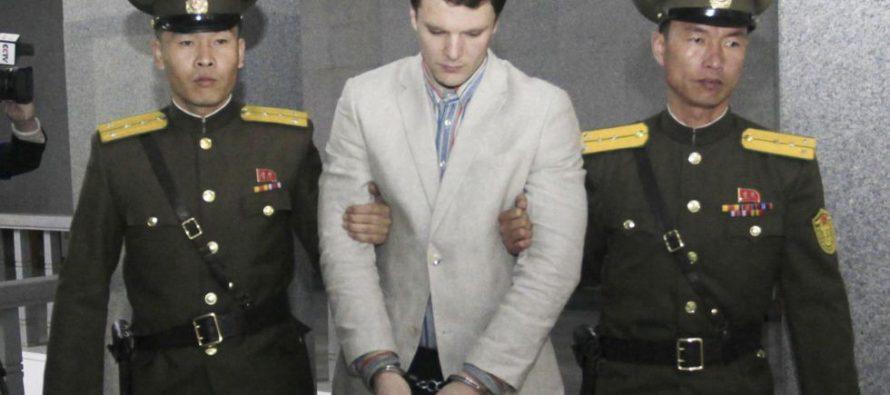 Muere el estudiante de EU que estaba detenido en Corea del Norte