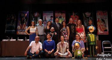 Programación Verano 2017 en el Teatro Royal Pedregal y el Foro Odeón