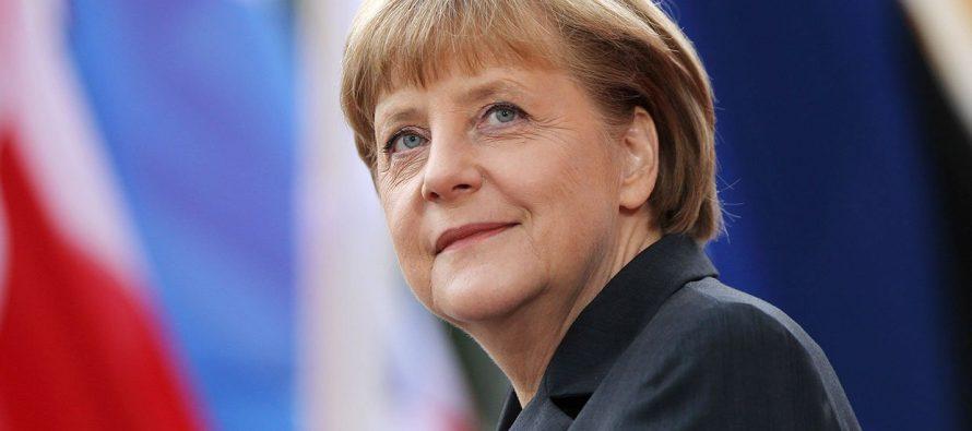 Merkel confía en rápido inicio de negociación del 'brexit' tras elecciones en Reino Unido