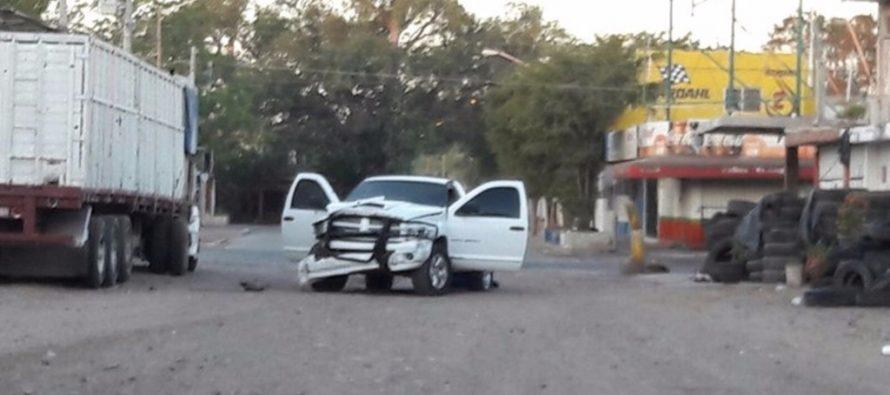 Balacera entre militares y civiles armados deja seis muertos en Guamúchil, Sinaloa