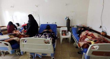 Brote de cólera en Yemen causa más de 900 muertes; afecta a 124 mil personas
