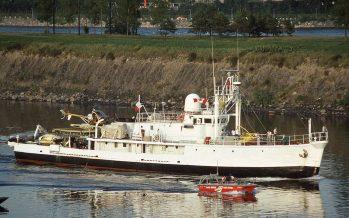 El Calypso de Cousteau volverá a estar en funcionamiento