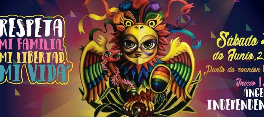 Anuncia El Comité Organizador de la XXXIX Marcha del Orgullo LGBTTTI en la CDMX su programa artístico