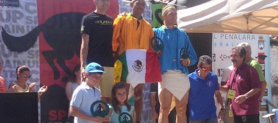 Silvino, corredor rarámuri que ha ganado varios maratones en el mundo