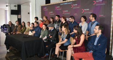 Presenta amplia cartelera el productor Juan Torres para el Teatro Hidalgo