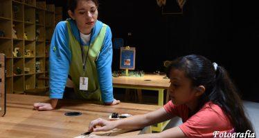 Comienza desde el día de ayer el fin de semana de Niñas Creativas en Papalote Museo del Niño