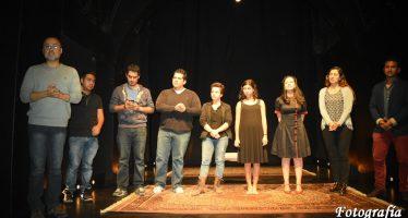 Obra de Teatro Telegramas de Daniel de la O.