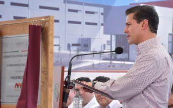 Presidente Peña niega espionaje a periodistas; ordena a PGR deslindar responsabilidades