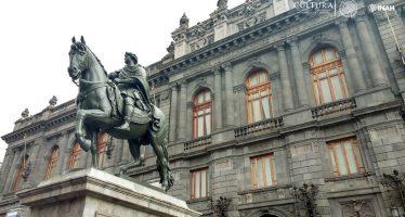 El Caballito vuelve a lucir en la Plaza Manuel Tolsá