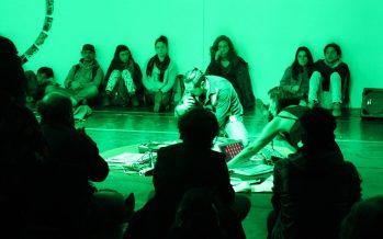 Jaidy Díaz & Francisco Arrieta exaltan sonoridades compartidas entre México y Colombia en montaje experimental en La Caja
