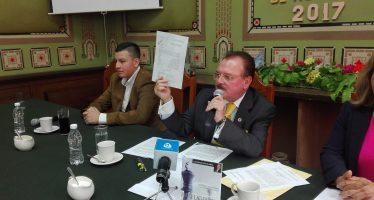 México, sometido por un narco gobierno: Enrique Mota