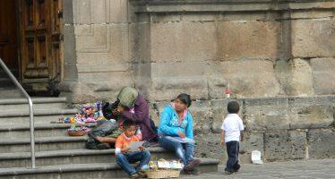 Más de la mitad de los niños y jóvenes mexicanos viven en pobreza: CNDH