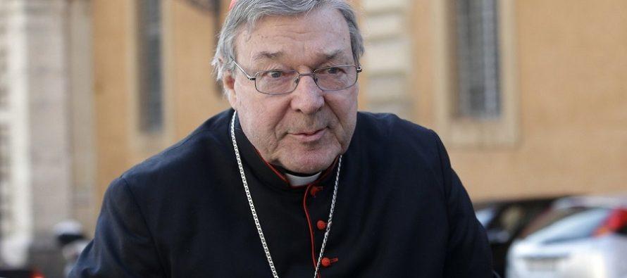 Cardenal acusado de pederastia comparecerá el 18 de julio