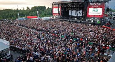 Reanudan el festival 'Rock am Ring' tras desvanecerse amenaza de terrorismo