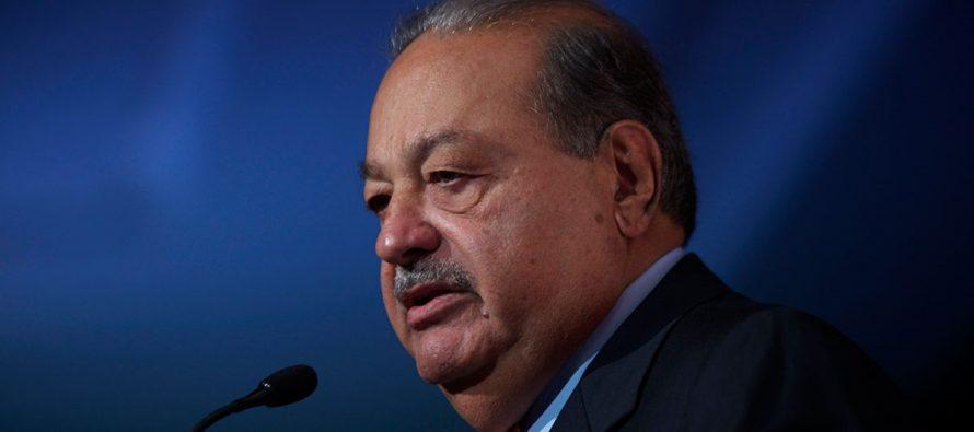México, EU y países de Centroamérica trabajarán con Slim para frenar migración de esa zona