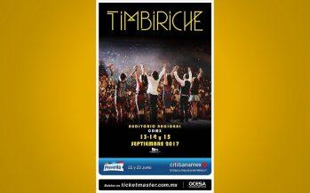 Gira de Timbiriche se llamará ¡Juntos!