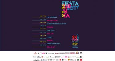 La Fiesta de la Música 2017 en Cineteca Nacional
