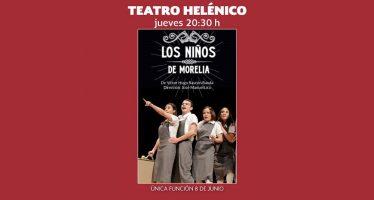 """Conmemoran el 80 aniversario del exilio de cientos de niños españoles con la puesta en escena:  """"Los niños de Morelia"""""""