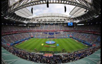 Rusia centra las miradas deportivas como escenario de la Copa Confederaciones