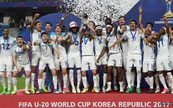 Inglaterra se corona campeón de la Copa Mundial Sub-20 2017